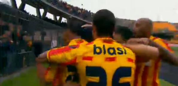 Lecce vs. Inter Milan