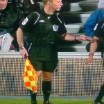 Commentator make fun of linesman substitution in QPR vs. Swansea match (Video)
