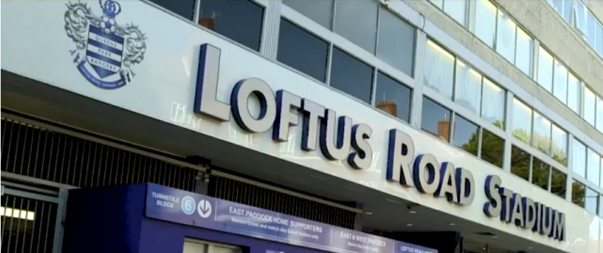 Loftus Road Football Stadium