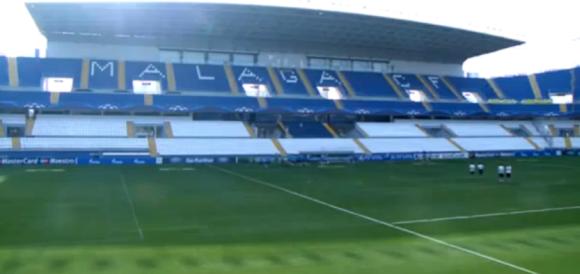 Malaga CF Stadium