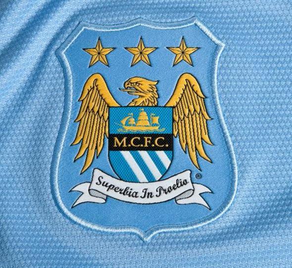 Manchester City New Kit