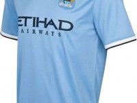 Manchester City New Kit