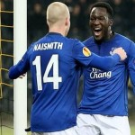Everton carry British hopes in Europa League