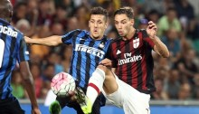 Inter v AC Milan