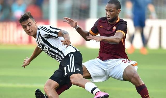 Paulo Dybala vs. Seydou Keita - Juve - Roma
