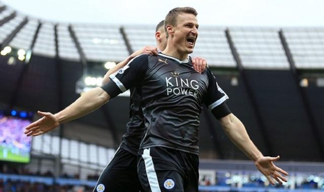 Leicester v Manchester City