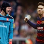 Arsenal vs Barcelona: Gunners hoping Petr Cech can frustrate Lionel Messi…again