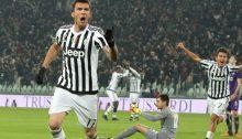 Juventus - Fiorentina - serie A Tim 2015-2016