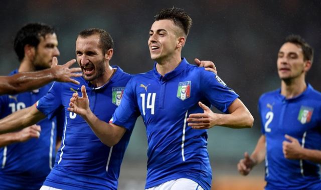 Azerbaijan v Italy