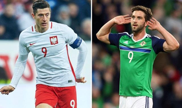 Polen Vs Irland