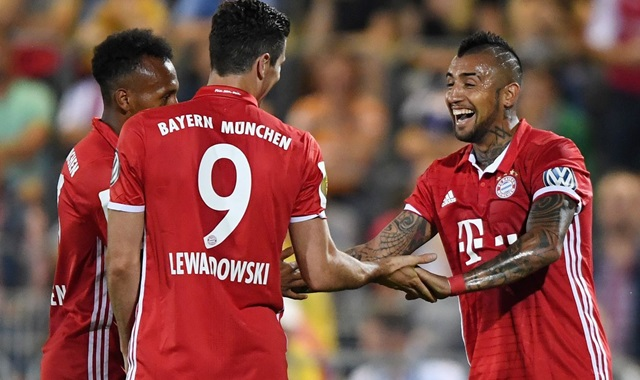 Bayern Munich 6-0 Werder Bremen: Carlo Ancelotti off to perfect start