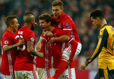 Bayern Munich 5-1 Arsenal: 4 things we learned