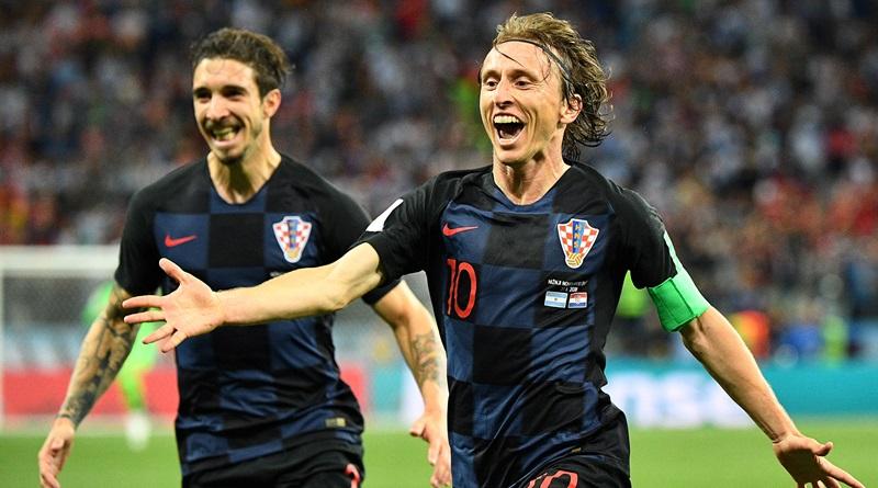 Croatia vs Denmark: Can the Vatreni keep on going? * Topsoccer