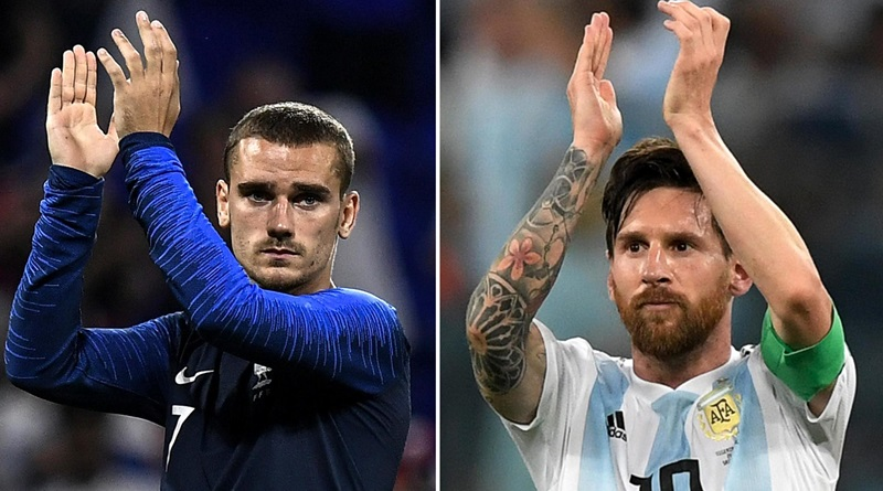 France vs Argentina: Les Bleus hope to overcome Albiceleste hoodoo * Topsoccer