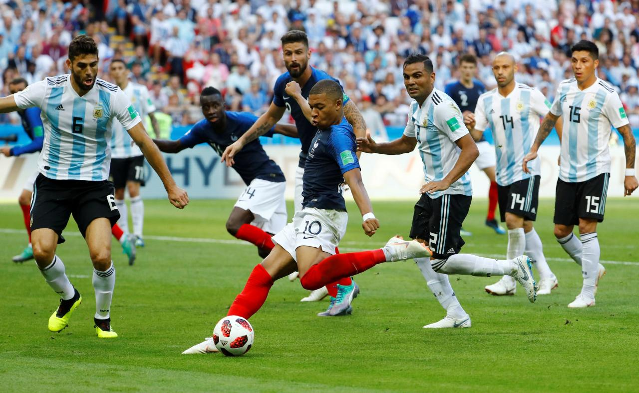 France vs Argentina: 5 things we learned * Topsoccer