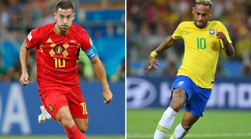 Brazil vs Belgium: Battle of superstars in the quarter-finals * Topsoccer