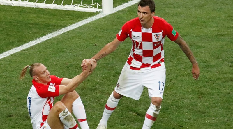 France vs Croatia: 5 things we learned from Croatia's defeat * Topsoccer