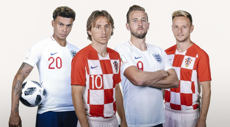 Croatia vs England: Can the Three Lions go one step further? * Topsoccer