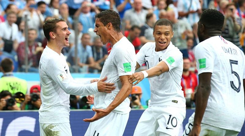 Uruguay vs France: 5 things we learned * Topsoccer