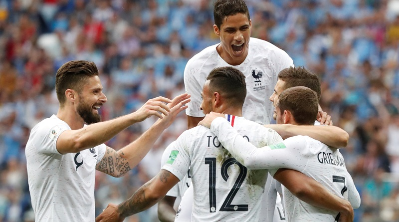 France vs Belgium: Who will book a World Cup final berth? * Topsoccer