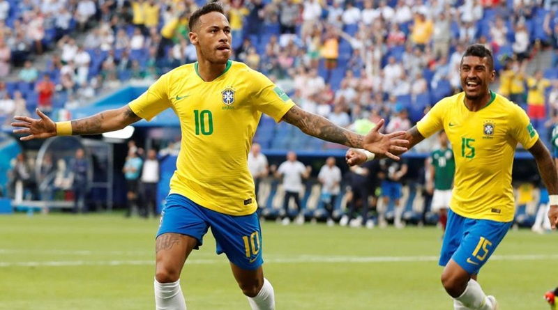 Brazil vs Mexico: 5 things we learned * Topsoccer