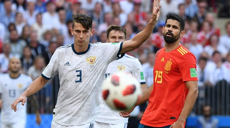 Spain vs Russia: 5 things we learned * Topsoccer