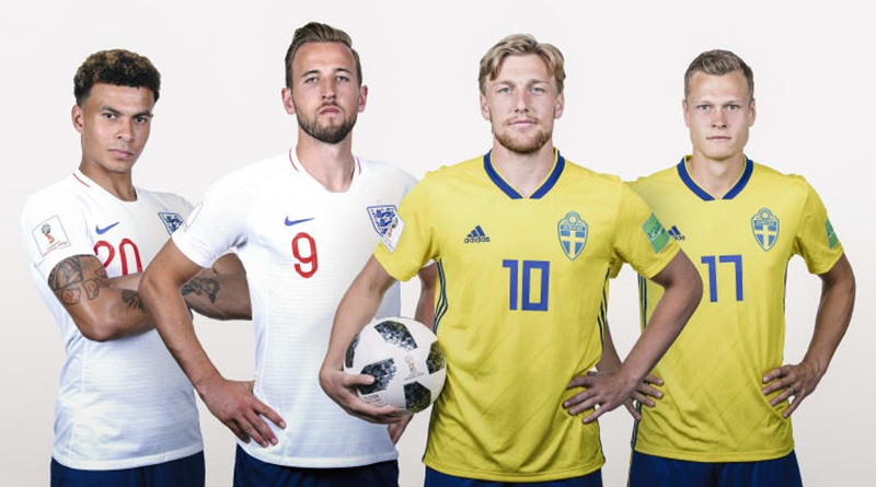 Sweden vs England: 5 things we learned * Topsoccer
