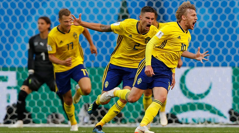 Sweden vs Switzerland: 5 things we learned * Topsoccer